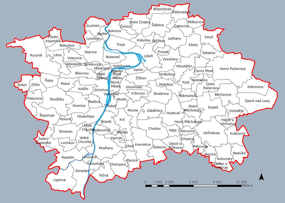 Схема Пражского общественного